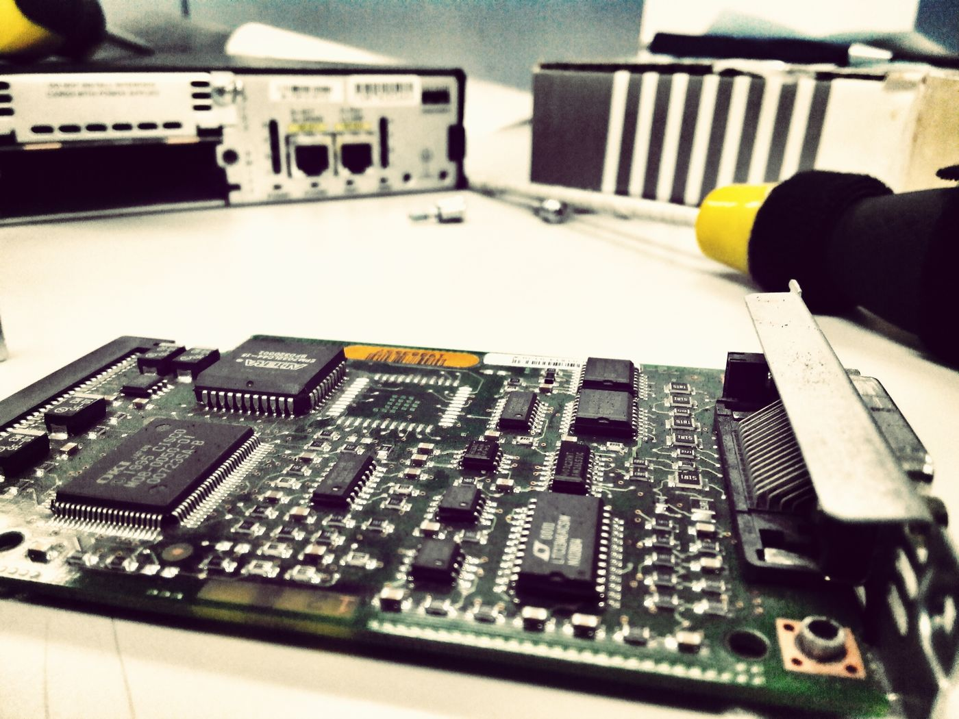 WIC-1T for router. Cisco Electronics  Technology