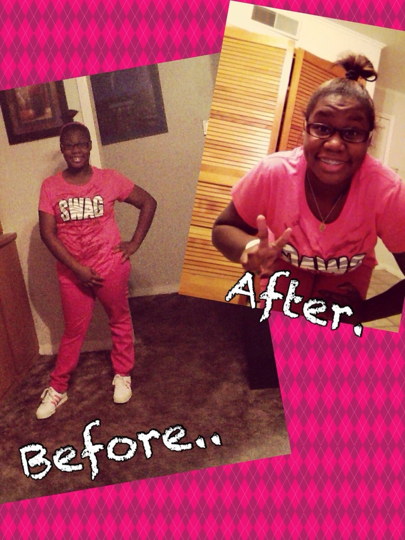 Before & After (: