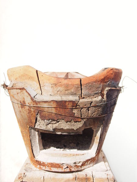 brazier Brazier Brown Cooking Cooking Tools Deterioration Old