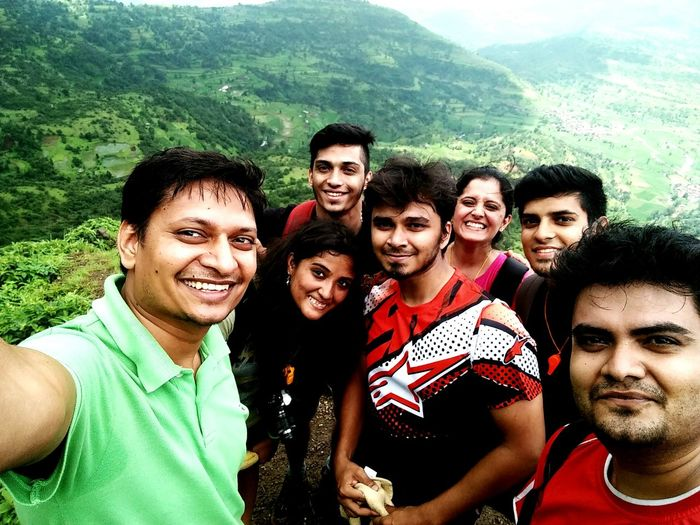 Trekking the Highest Peak in Maharashtra Kalsubai