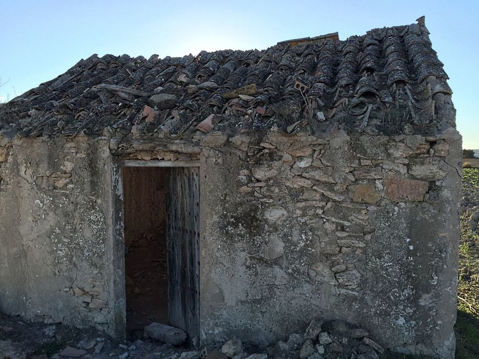 Architectural Detail Architecture Built Structure Day Deterioration Exterior Low Angle View No People Old Old Ruin Outdoors Rural Rural Scene Rural Scenes Stone Wall The Architect - 2016 EyeEm Awards