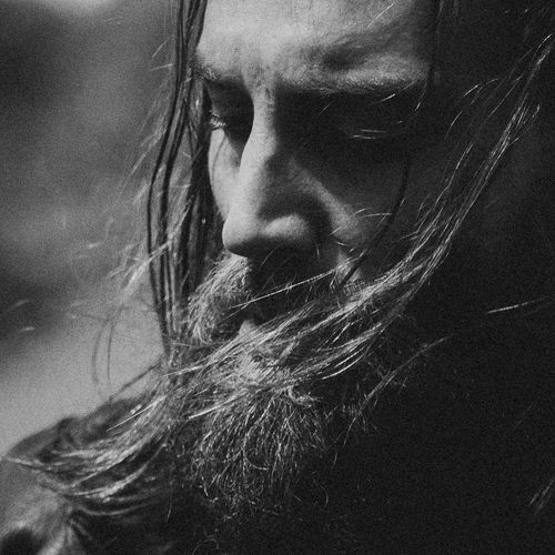 Deep in thought Beard Beauty Blackandwhite Photography Frown Handsome Man Headshot Human Face Long Hair Norway Person Portrait Serious Thinking Viking Warrior Wind Young Adult