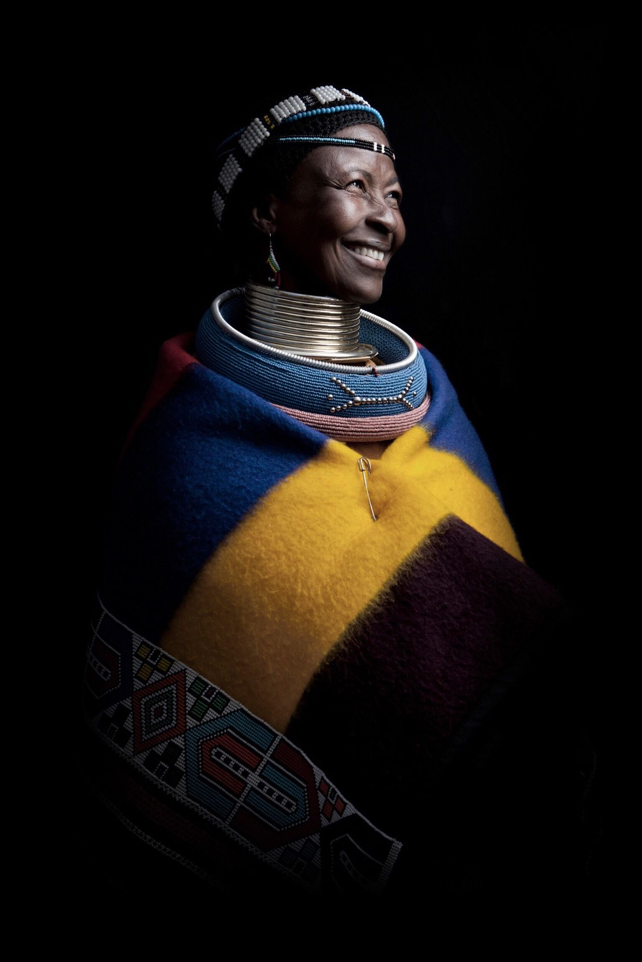 Ndebele woman in South Africa. Eyeem South Africa South Africa Ndebele Africa African Beauty Portrait Tribal African