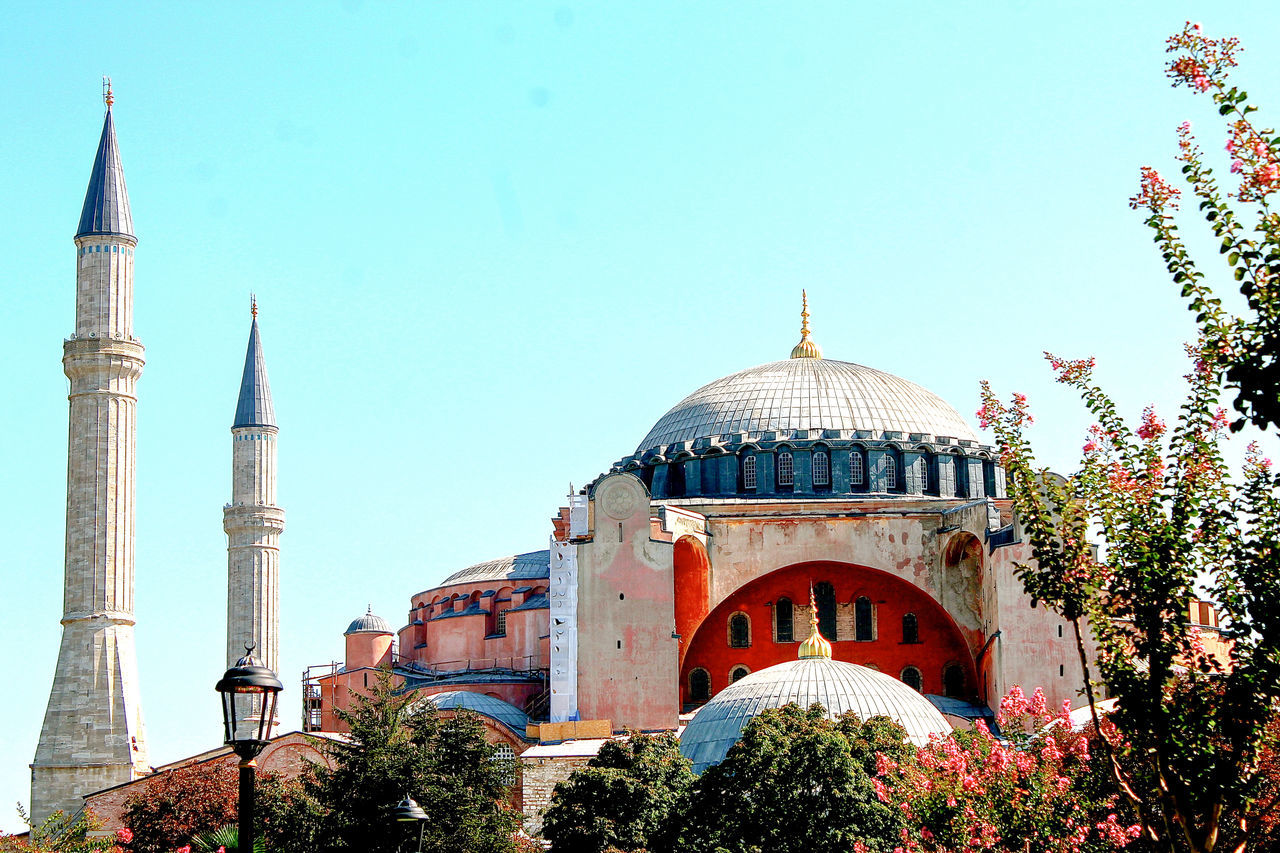 Beautiful stock photos of islam, Architecture, Blue Mosque, Building Exterior, Built Structure