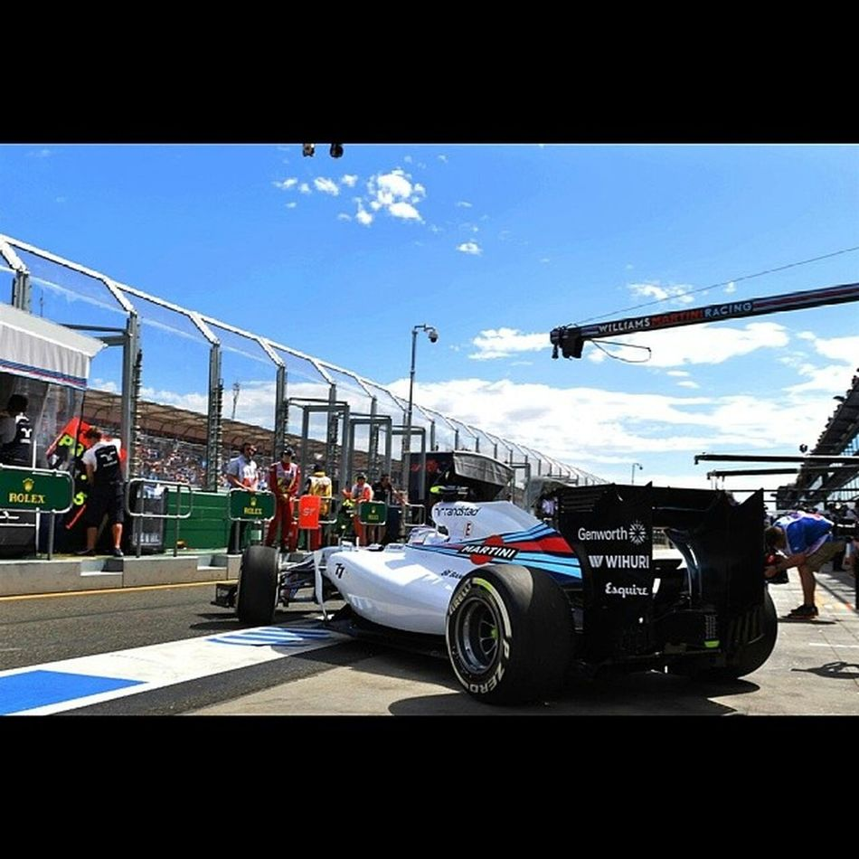 I don't know why but I fall in love with this team and their new driver.... Valtteribotas Williams F1 Formulaone