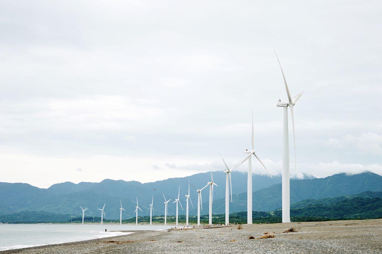 📍Bangui Windmills Travel Travel Photography Photography Windmills Landscape Landscape Photography Landscape_Collection Landscapes Landscape_lovers Eyeem Philippines