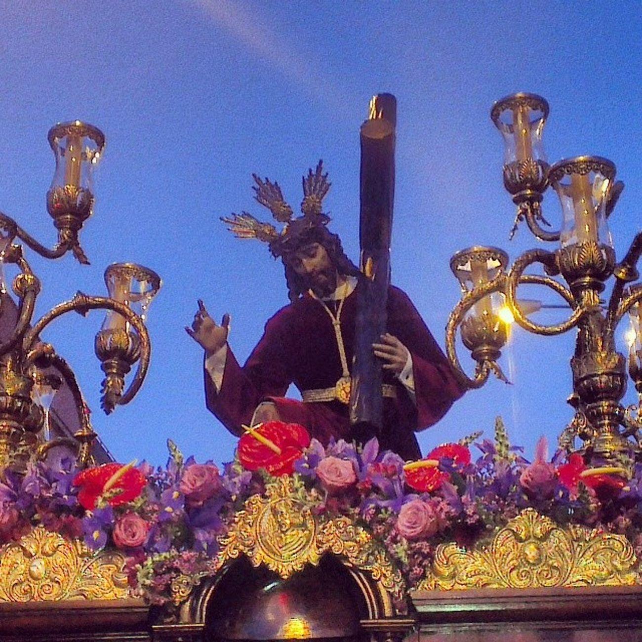 Ntro. Padre Jesús de la Caridad en su Tercera Caída Cuaresma2014