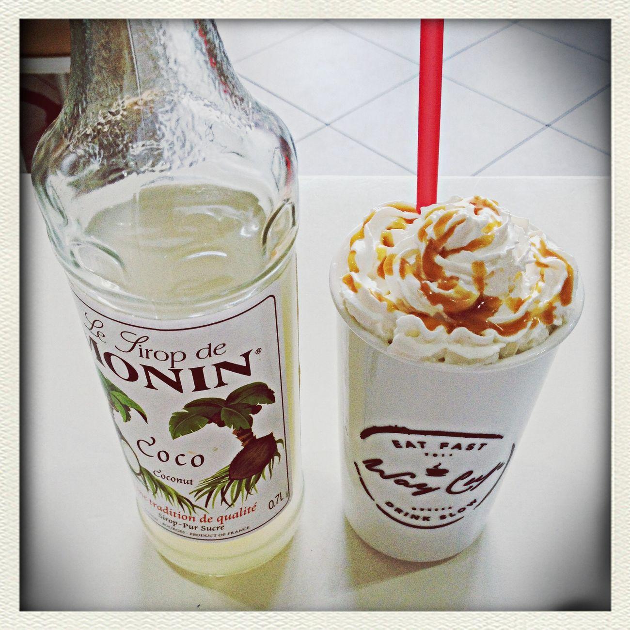 Coco Shake вкуснейший кокосовый милк шейк???