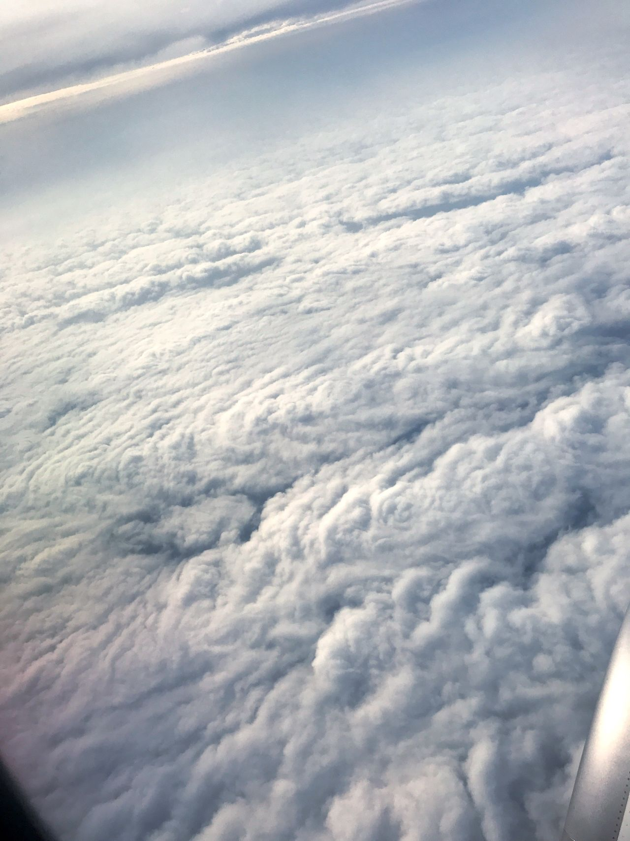 Cloud - Sky Cloudscape Nature Aerial View Beauty In Nature Sky Airplane Scenics Heaven Backgrounds Sky Only Journey Tranquility No People Travel Day Outdoors Flying The Natural World Above