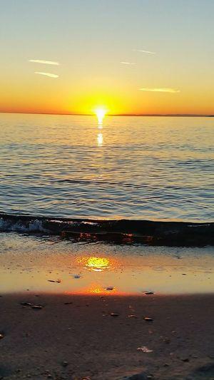 Pacificnorthwest Washinton Beach Sunset Beautiful View Sand Summersunset Northwestsunsets