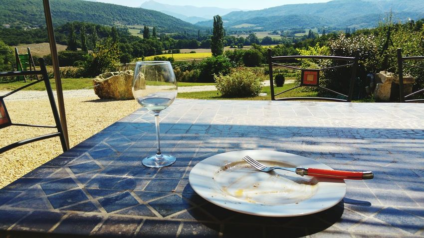 Ladrome Ladromeprovencale Summer Vacations Enjoyinglife  Wine Glass Everythingiseaten LG G4 Relaxing Summer2016