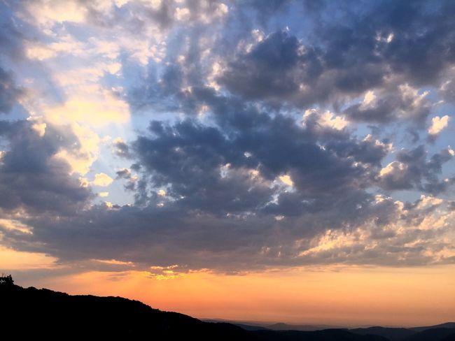 Sunrise Bükk