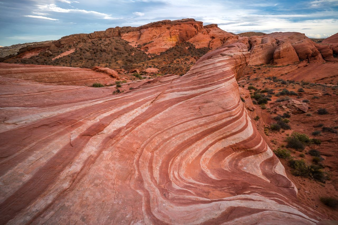 Of Fire. Nature Landscape Rock - Object Travel Destinations Beauty In Nature Rock Formation Outdoors Arid Climate Valley Of Fire Valley Of Fire State Park State Park  Nature Leading Lines Lines Fire Wave Fire Waves Nevada USA USAtrip Roadtrip Red Nature Photography Hiking