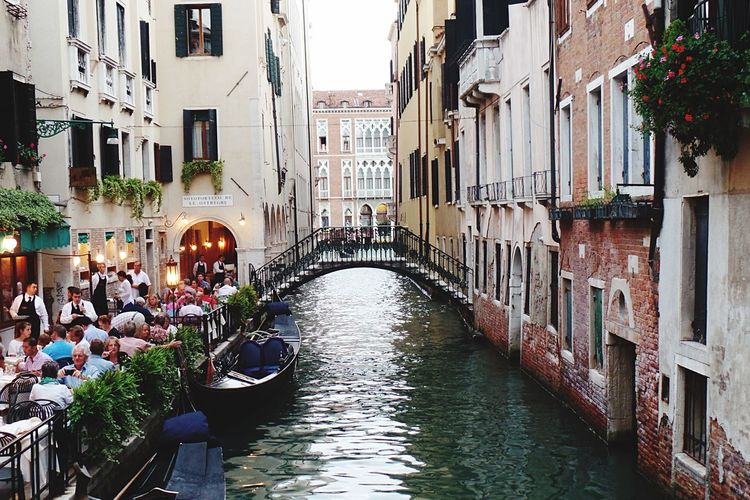 Streets Of Venice Venice, Italy Venezia Venice Canals Italia Bridges Bridgesaroundtheworld Travel Photography