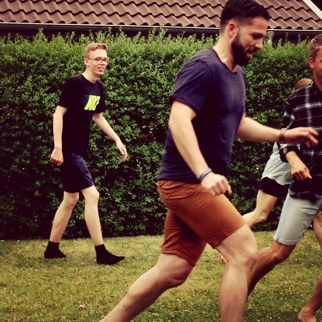 Football Family Summer Allinornothing