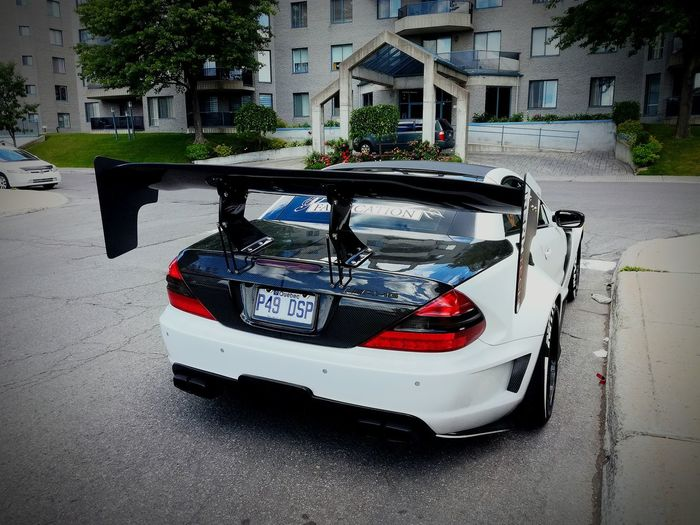 Car Land Vehicle Transportation Mode Of Transport Built Structure Architecture Police Force Day Outdoors Law Building Exterior No People City Mercedes Sl Mercedes Amg Mercedesbenz Mercedes Benz Mercedes-Benz Mercedes Got Wing