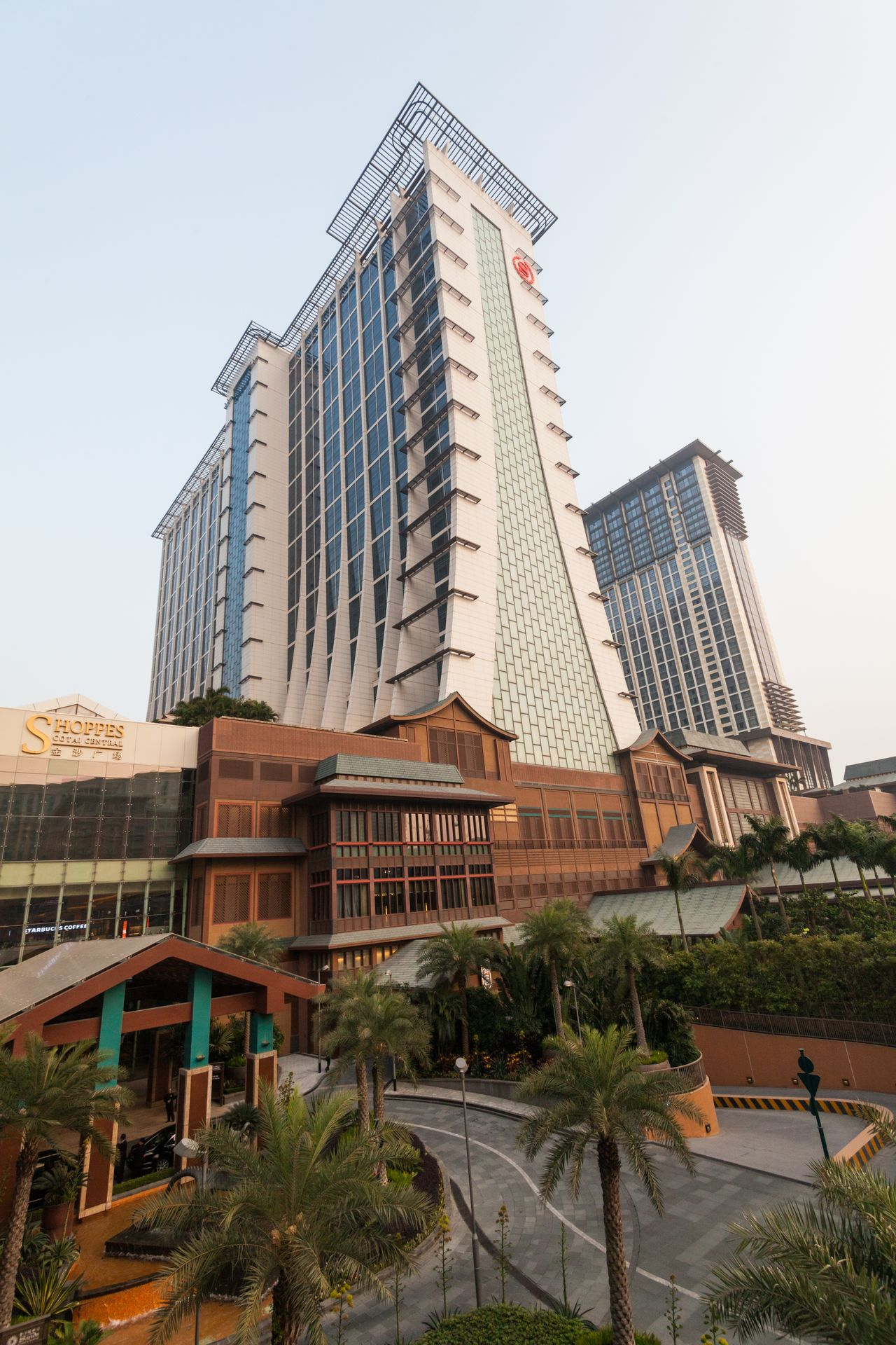 Sands Cotai Central is a casino resort on the Cotai Strip, including the world's largest Holiday Inn, Conrad, and Sheraton Casino Casino Night Conrad Cotai Cotai Strip CotaiStripMacau Entertainment Holiday Inn Macao  Macao China Macau Macau, China Sands Sheraton