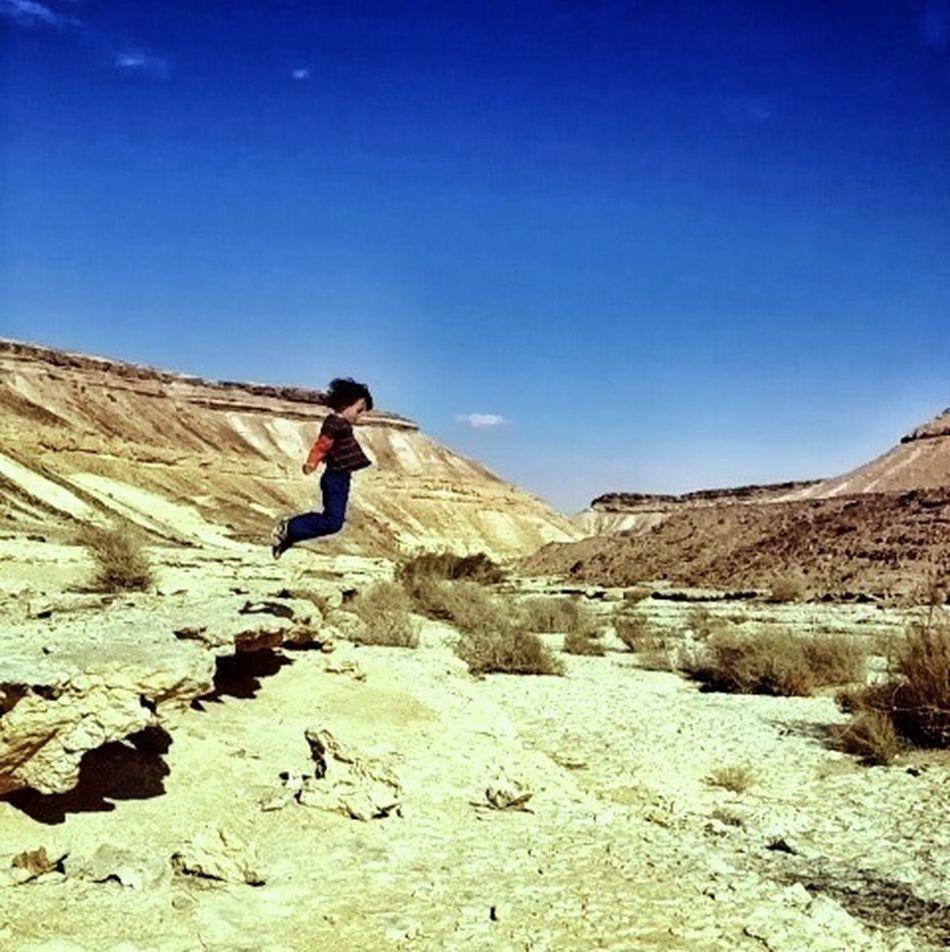 Desert Make You Fly