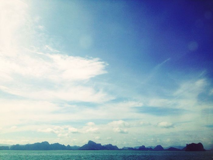 Life Is A Beach Island Thailand Sea