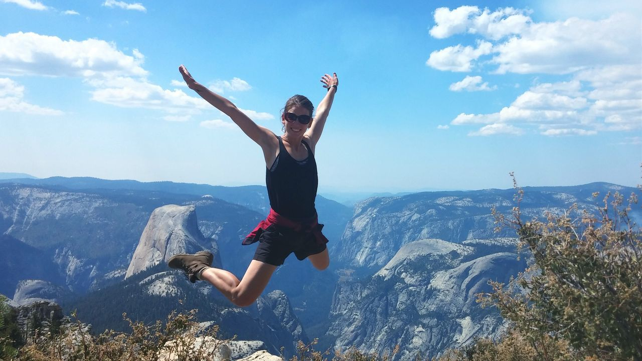 Cloudsrest Yosemite Jumpingpic Dancer
