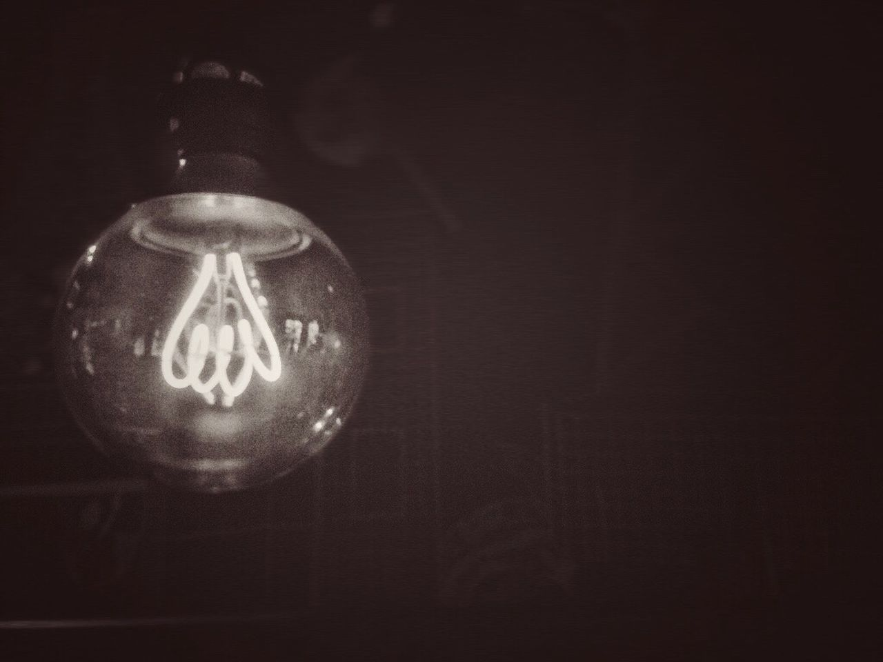 indoors, no people, hanging, single object, close-up, electricity, light bulb, illuminated, day