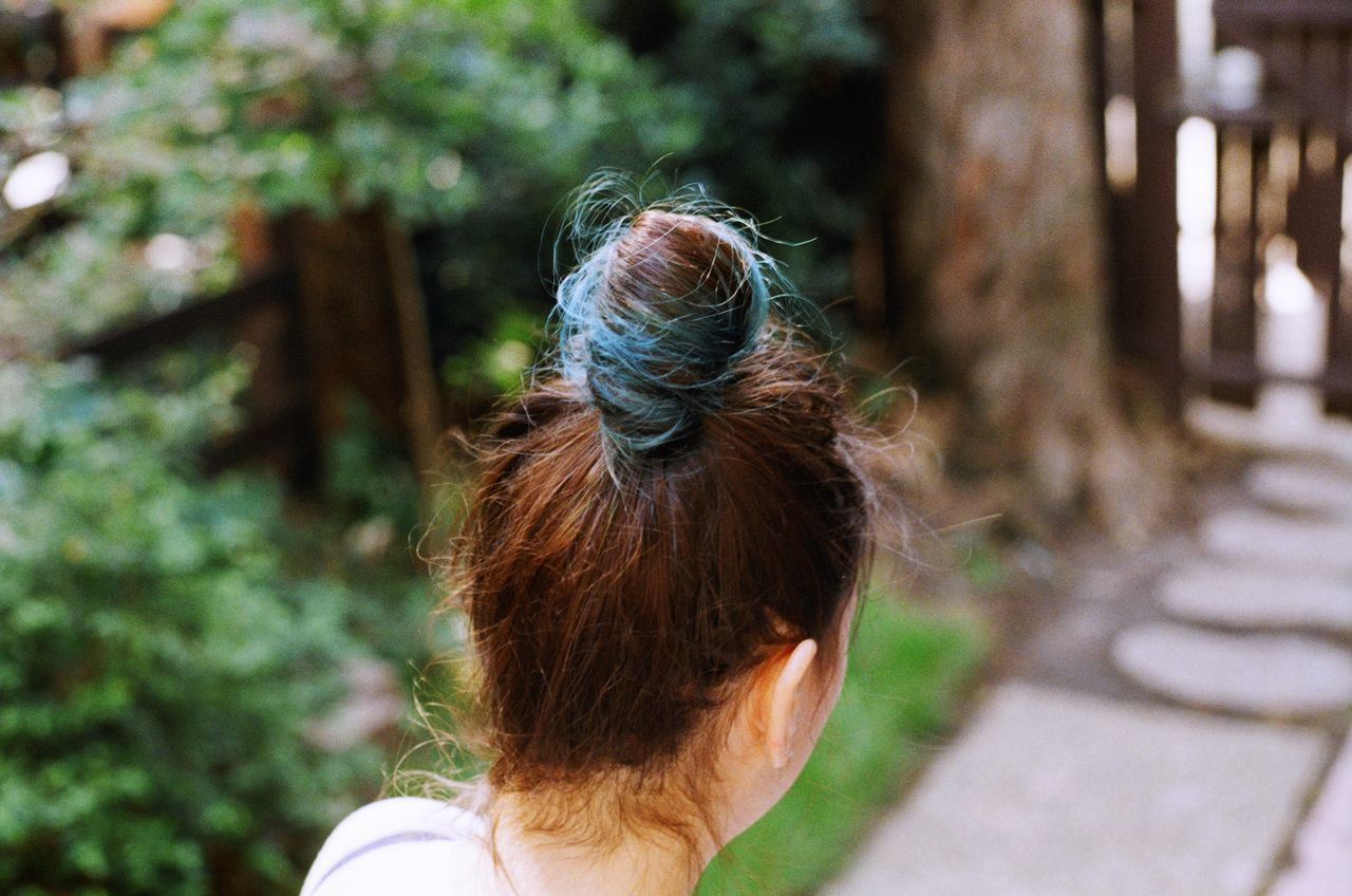 Beautiful stock photos of hair, Back View, Day, Environment, Free Time