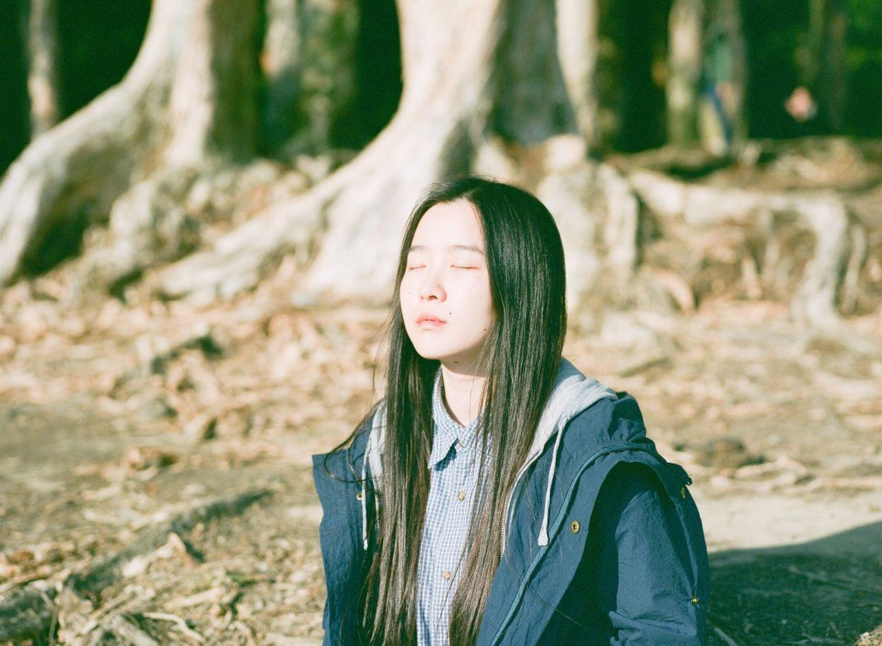 Film Portraits Mamiya 645AFD Fujifilm Pro400 Portrait Of A Friend The Portraitist - 2015 EyeEm Awards