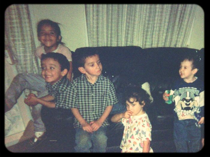 when we were kids..