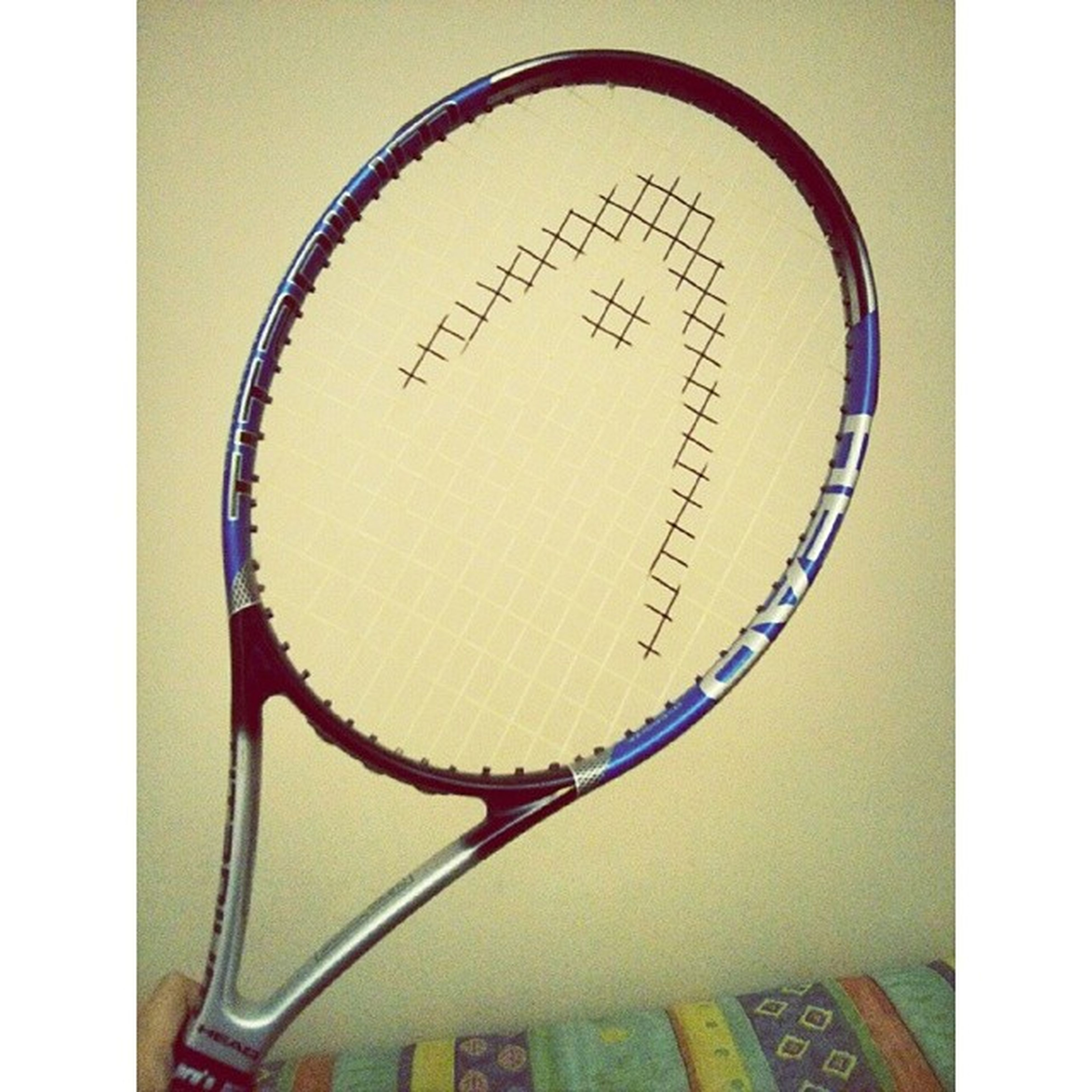 I surely missed you, it's been almost 3 years. Tennis Head_Titanium6000