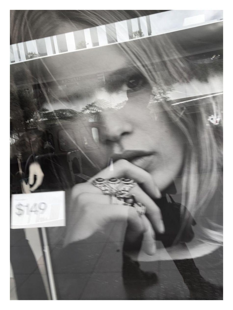 Visual Merchandising Blackandwhite IPhoneography