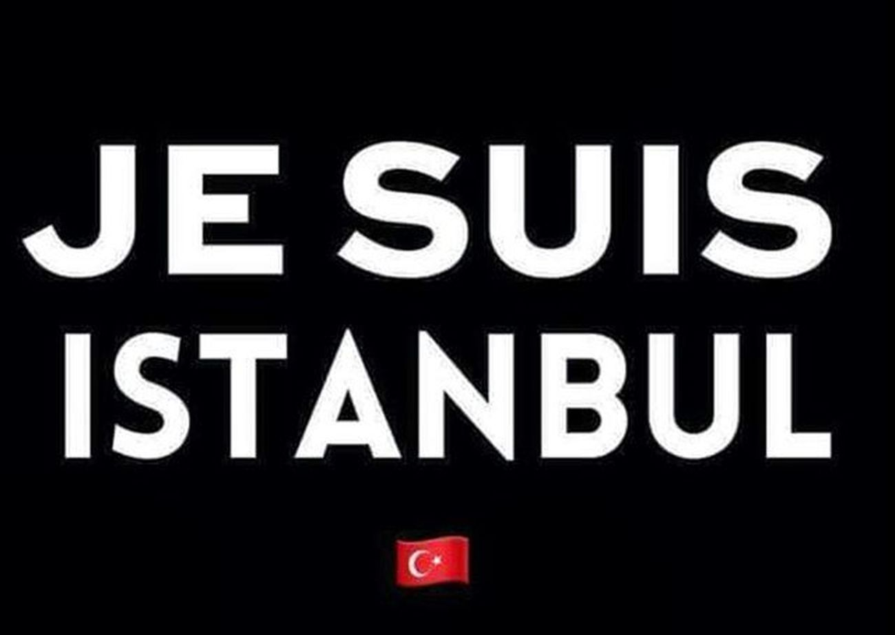 Istanbul Türkiye Turkey Terror Peace Peacefortheworld Peaceforall Noterrorism Instagram_world Instadaily Insta_people Instamood Instalike Instagram Instagood Instagram_turkey Instagramers Instagramhub Instamoment Instam