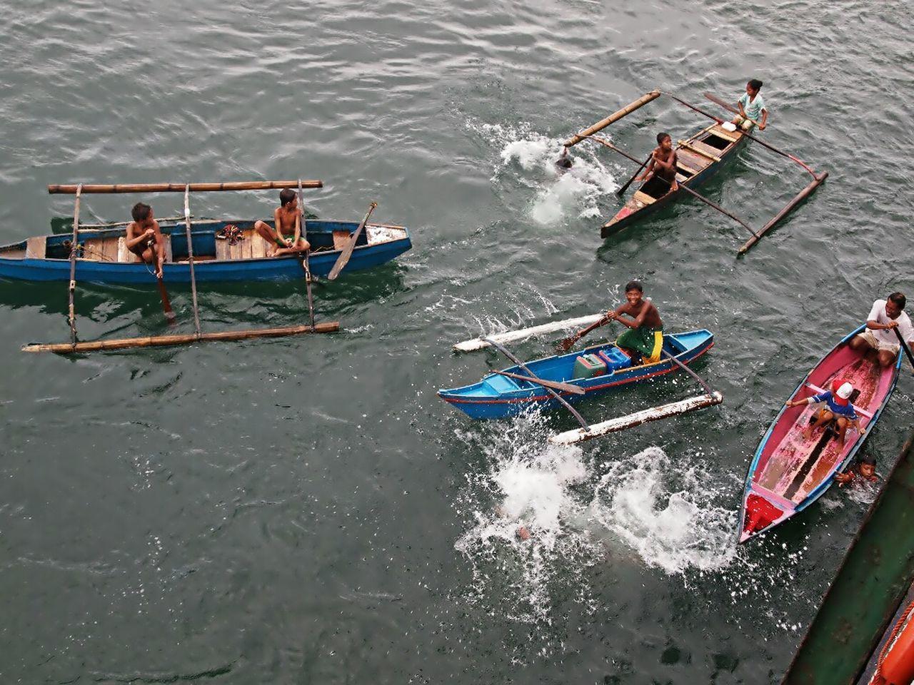 Sea Boat Vintas Sea Gypsies Sea Gypsy Basilan Badjaos Fun Divestreetphotography Dive Indigenouspeople Indigenouscommunity