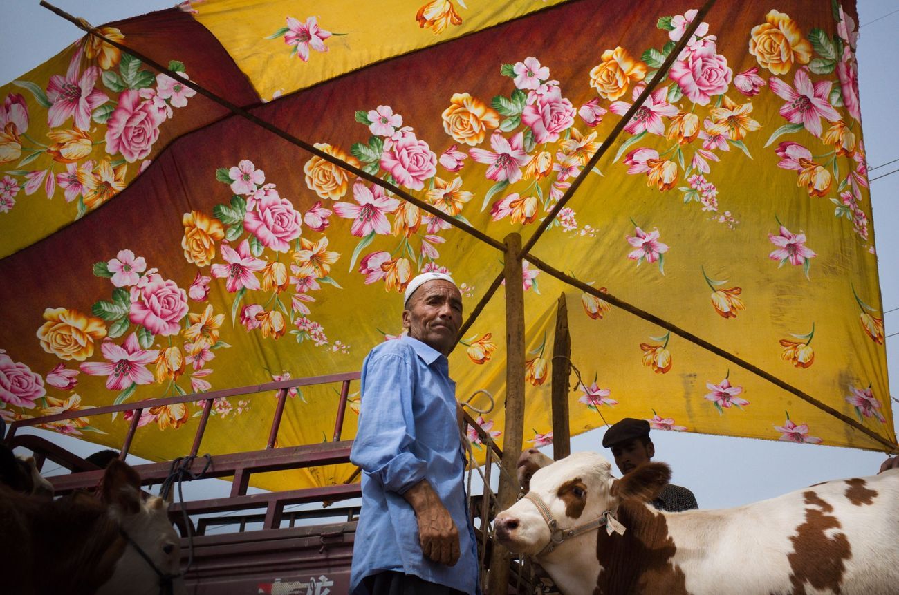 Kashgar, China Streetphotography Silk Road