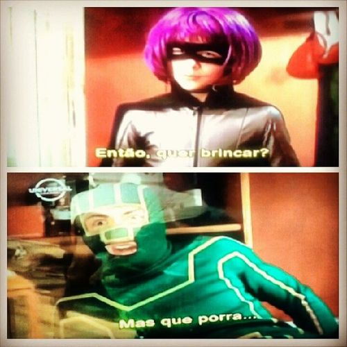 Kick ass Universalchannel Kickass Hitgirl Bigdaddy