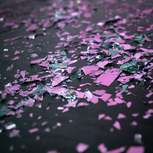 Glitter or shattered dreams? Full Frame Backgrounds Purple Selective Focus Pink Color Close-up Artphotography No People Germany Lifestyles Beautiful Canon Glitter & Sparkle Shattered Shattered Dreams EyeEm Selects