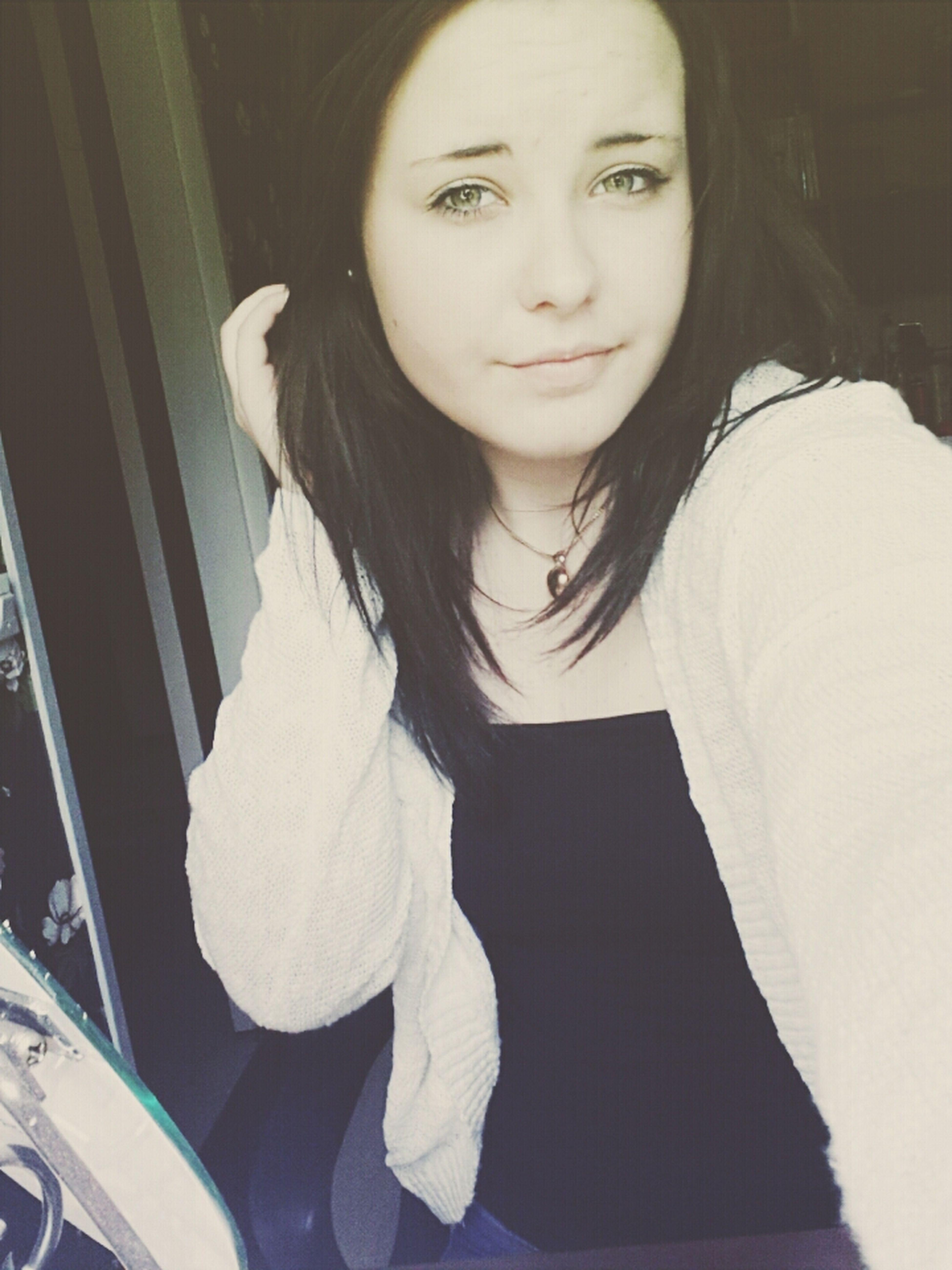 That's Me Self Portrait Selfie Finnishgirl