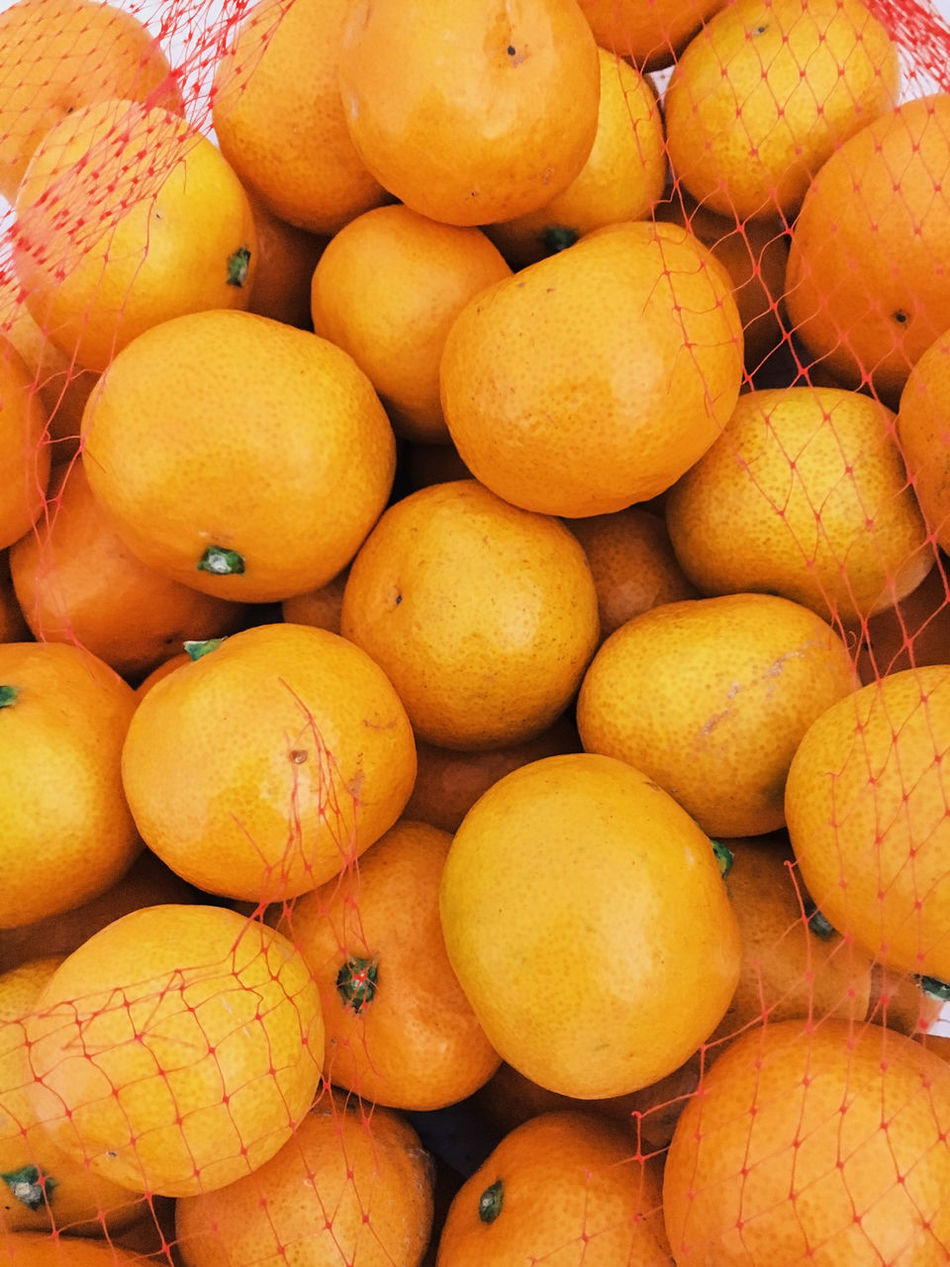 Fresh tangerine oranges close up top view Citrus  Close-up Food Food And Drink Fresh Freshness Fruit Healthy Healthy Eating Juicy Mandarin Mandarins Many Market Natural Orange Orange Color Organic Ripe Sweet Tangerine Top View Vitamin