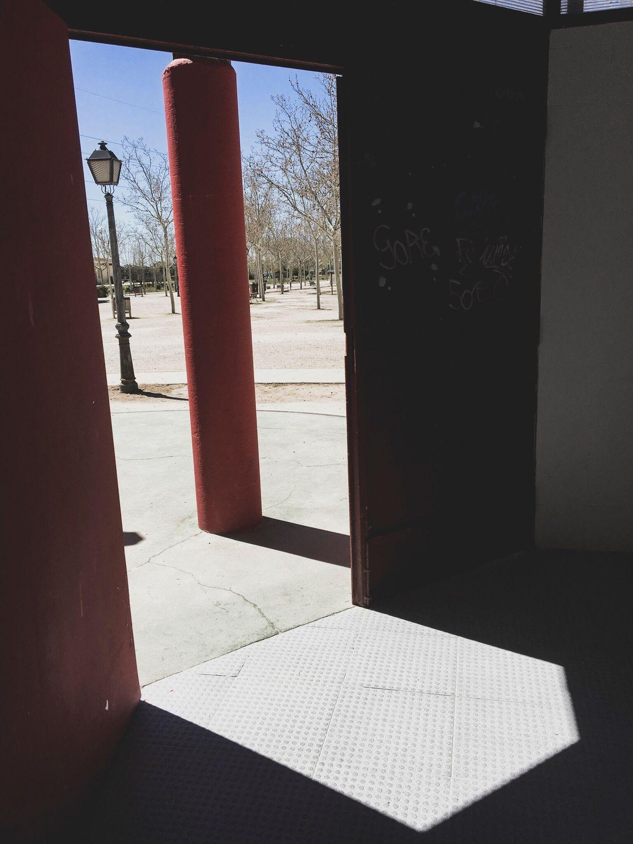 Minimalist Architecture Lines Parallel Contrast David De La Cruz Delacruzfotografia The City Light Fuenlabrada Madrid
