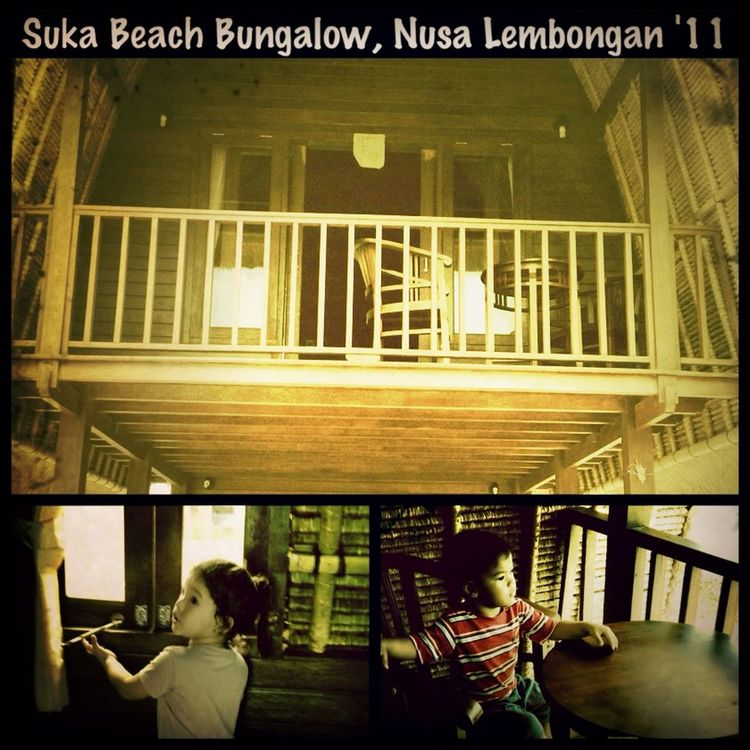 Checking in at Nusa Lembongan by Baiana Santos