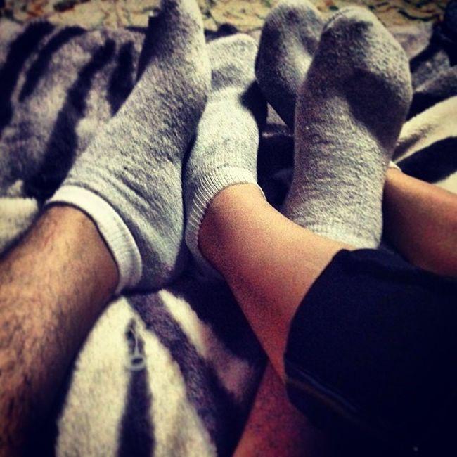 Que te regale calcetines iguales NoPorQueMeEnamoro Laamo JuntosParaSiempre Loveu