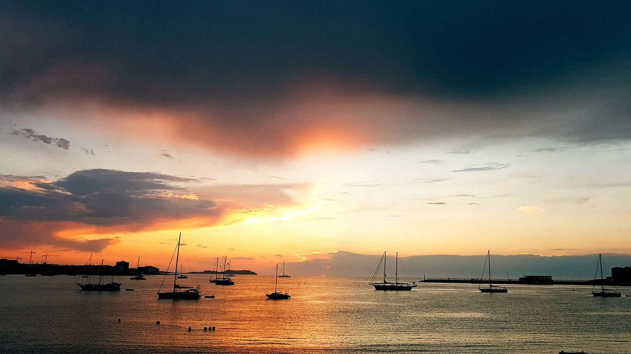 Ibiza Sunset Sant Antoni De Portmany