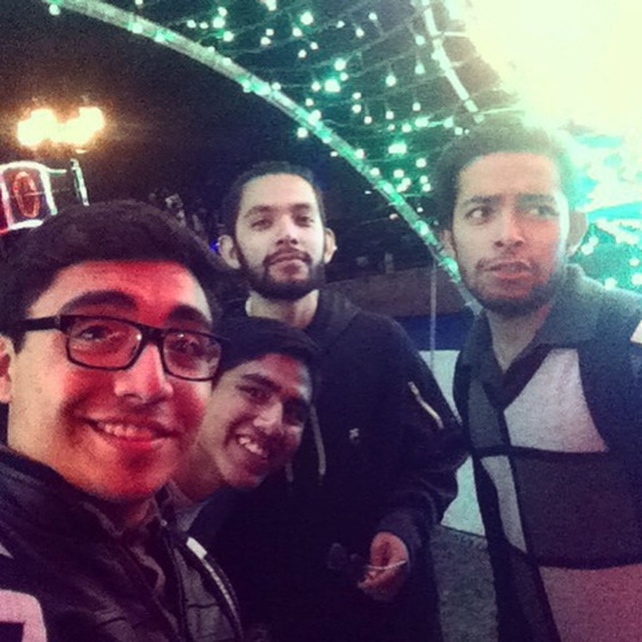 Ehhh... Night Friends Nightlights Puebla Weirdos Weirdfaces
