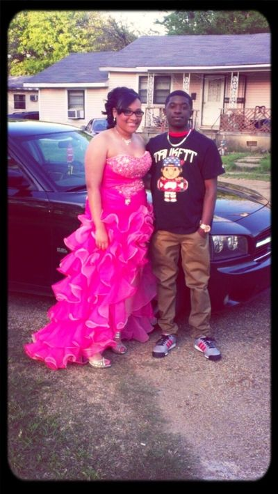 Prom! Me And My Boo..