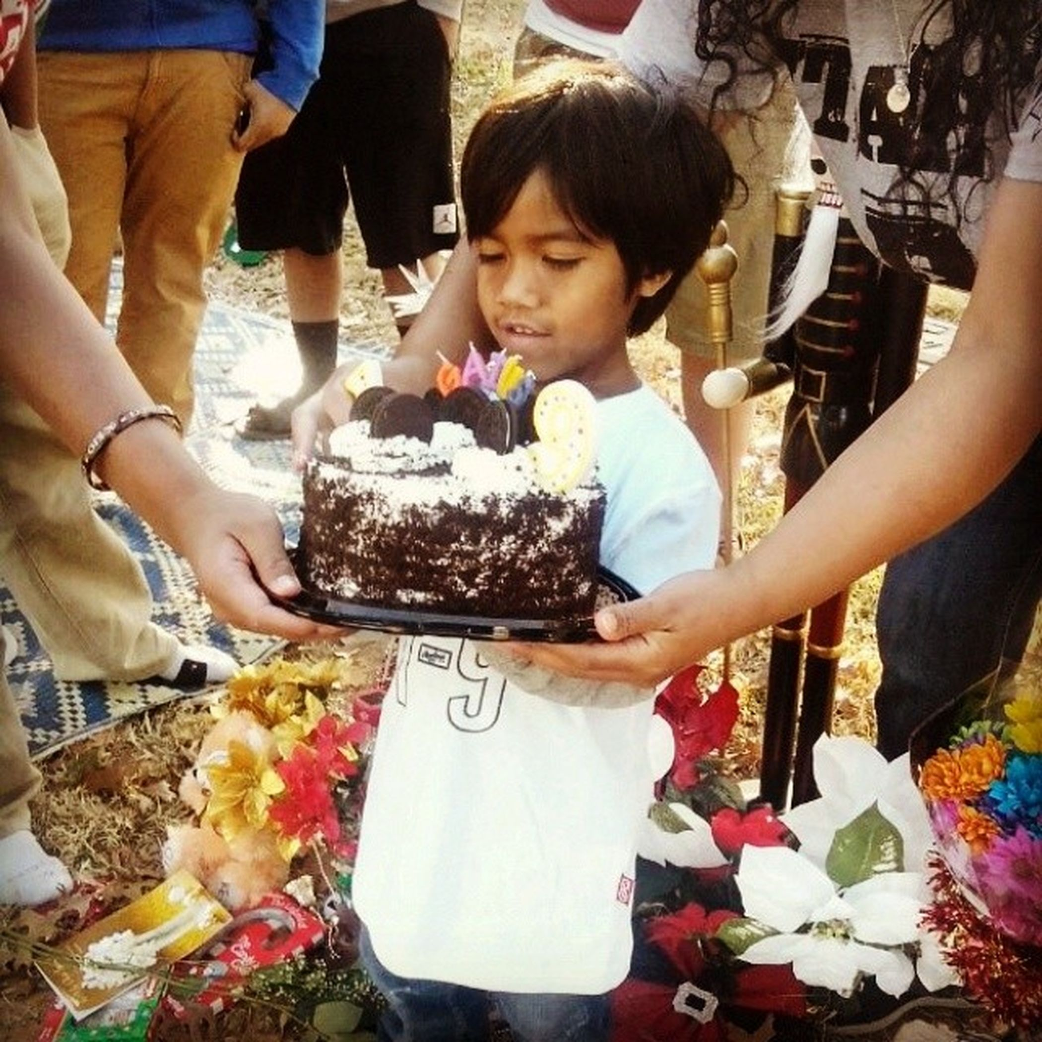 Downfalls of living in another state w/o your whole family. Sad I can't celebrate my brother Keios birthday, but I know that they will give him my love ♥ Love you Keio!!!! Birthdayboy Missinghim KeiosLilminiMe Honri Missmyfamili SeeyallIn3months