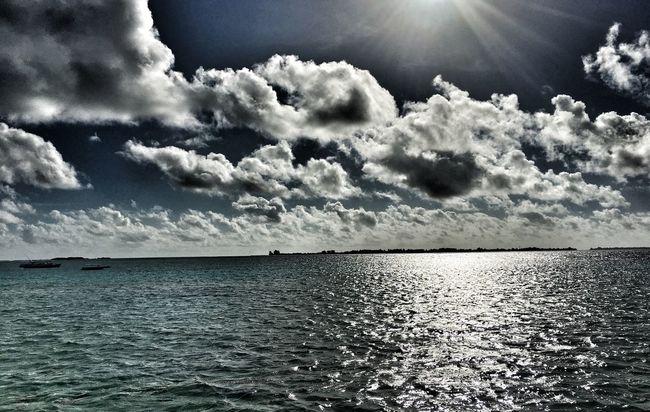 Clouds And Sky Clouds Sea Sea And Sky