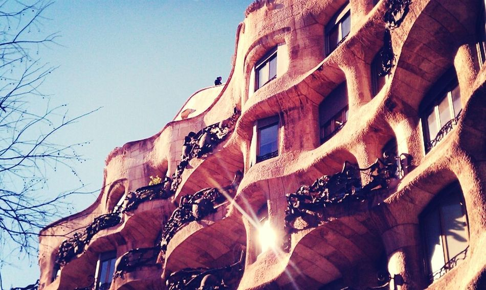 la Pedrera #Gaudí