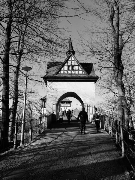Check This Out Blackandwhite Black And White Berlin Bridge Castle
