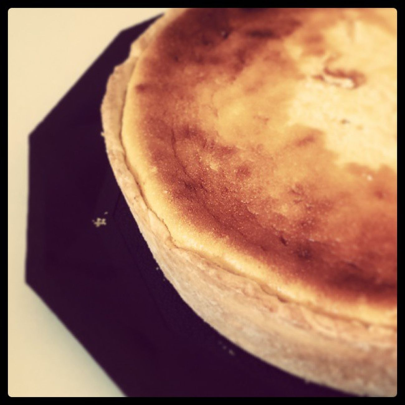 Ma dernière création Gourmandise Tarte Soiréebarbecue