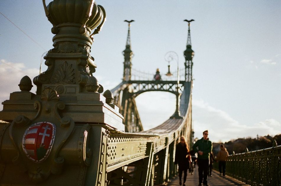 Beautiful stock photos of budapest, Architecture, Bridge - Man Made Structure, Budapest, Built Structure