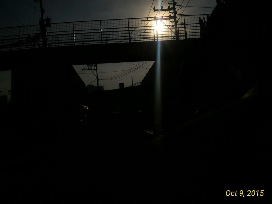 Deceptively Simple Light And Bridge